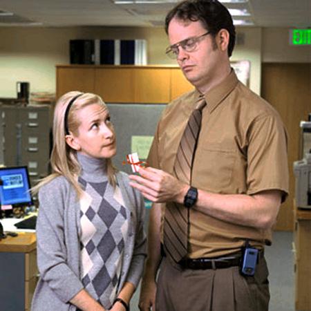 Angela is the office slut 9