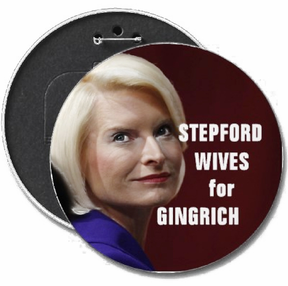 stepford wives for gingrich